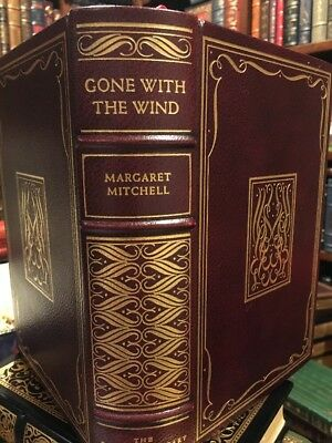 Franklin Library: Gone with the Wind: Margaret Mitchell: Civil War: PULITZER