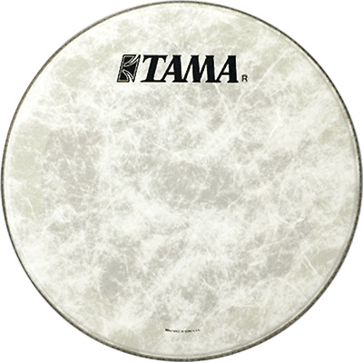 Tama Bass Drum Resonant Head Fiberskyn P3 Diplomat 22 - RF22BMST