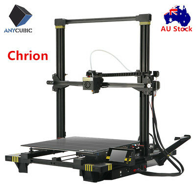 Anycubic Chrion 3D Printer 400x400x450mm With Dual Z-axis 1.75mm PLA Filament AU