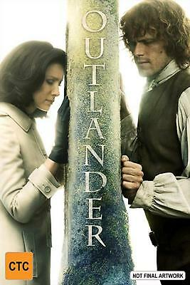 Outlander: Season 3 - DVD Region 2,4,5 Free Shipping!