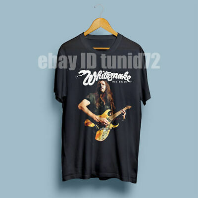 New 3329-Whitesnake the Flesh and Blood tour concert 2019 T Shirt Size S-5XL