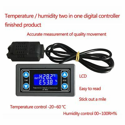 XY-WTH1 Humidity&Temperature Digital Controller Thermostat Hygrometer Regulator