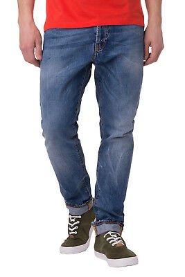 49fb417bae5 New Mens Jeans LIU JO UOMO Distressed Made in Italy Size 29 / XS BASICFIX  SS17