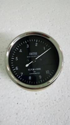 Smiths Tachometer 80 mm fitment M12x1 thread Replica 2 1 12000 rpm