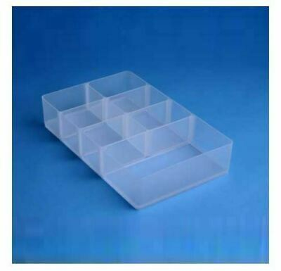 7 Compartment Tray For Really Useful Storage Boxes