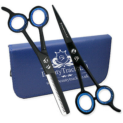 "6.5"" Hair Cutting Thinning Professional Pet Dog Cat Grooming Scissors Shears Set"