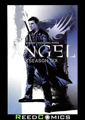 ANGEL SEASON 6 VOLUME 1 GRAPHIC NOVEL (428 Pages) New Paperback