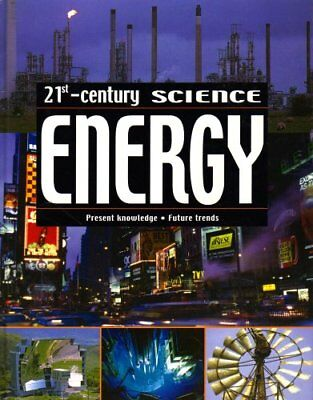 Energy (21st Century Science) By Chris Oxlade