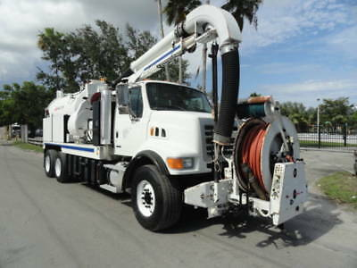 2007Vac-Con Vactor Vacuum Truck Hydro Excavator Sewer Jetter Combo