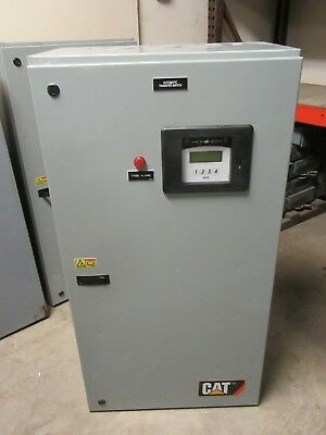 Caterpillar Automatic Transfer Switch Ctgd 120/240V 260A 1-Phase 60Hz *warranty*
