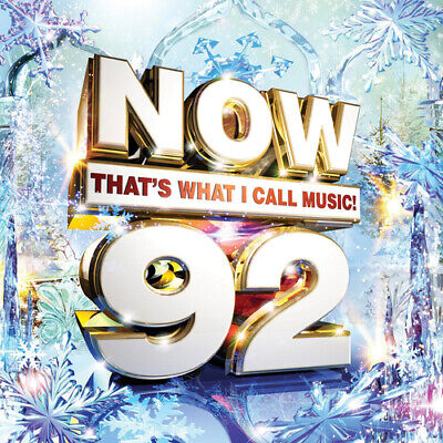 Various Artists : Now That's What I Call Music! 92 CD (2015) ***NEW***