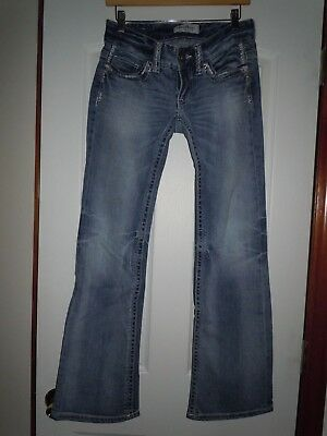 8011fcefb45 WOMENS DAYTRIP JEANS from the Buckle Leo Bootcut Size 27 R EUC - $8.00 |  PicClick