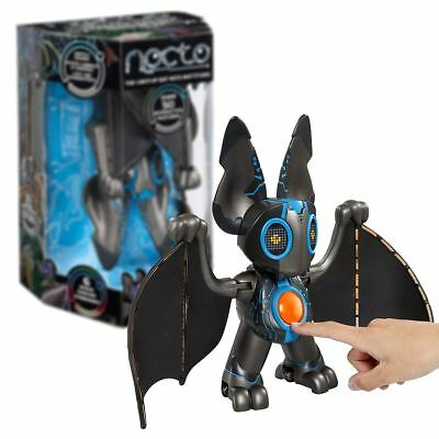 New Nocto Bat Light-Up Interactive Toy Electronic Pet SFX Official