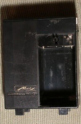Non-functional Metz Mecablitz 60 CT power pack unit for 60 series flash systems