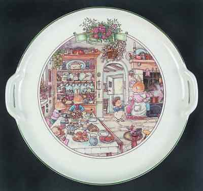 Handled Cake Plate Tray Foxwood Tales by VILLEROY & BOCH