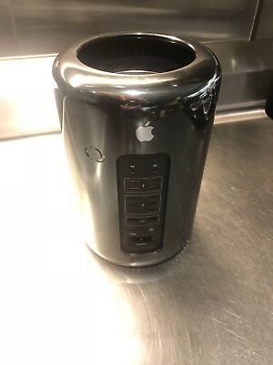 Apple Mac Pro 3.7GHz Quad-Core Xeon E5 12GB 500GB SSD Dual D300