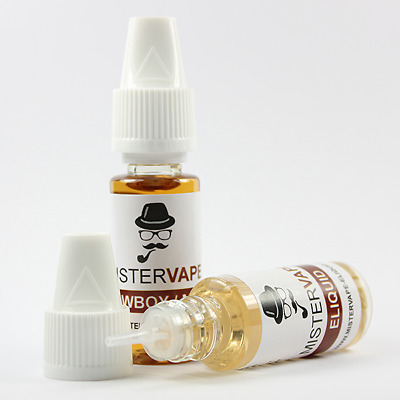 eJuice 10ml | Vape e Liquid | Made in Germany | 30+ Flavors | 0,3,6,9,12,18mg