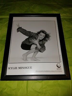 KYLIE MINOGUE record label issued 8x10 photograph #2
