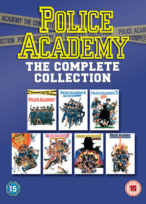 Police Academy: The Complete Collection DVD (2009) Steve Guttenberg, Wilson