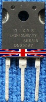 IXGR40N60C2D1 TO-247 Transistor from Ixys