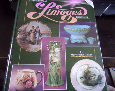 Collectors Encyclopedia of Limoges Porcelain Vol. 2 by Mary F. Gaston (1996)