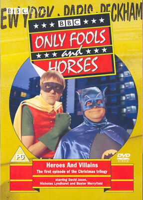 Only Fools and Horses: Heroes and Villains DVD (2004) David Jason ***NEW***