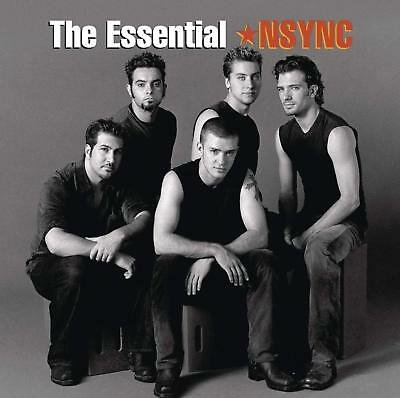 Nsync (2 Cd) The Essential ~ Greatest Hits/Best Of ~ Justin Timberlake *New*