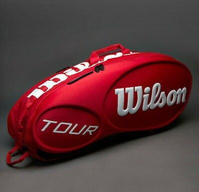 Wilson Tennis Racquet Bag  Holds 15 Racket