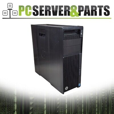 HP - Z640 Workstation 6-Core 2.40GHz E5-2620 v3 8GB RAM 500GB HDD NVS 310 No OS