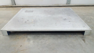 "28""x35""x5/8"" Aluminum Mount Plate, Fixturing Table, Ground Surface, Machine Base"