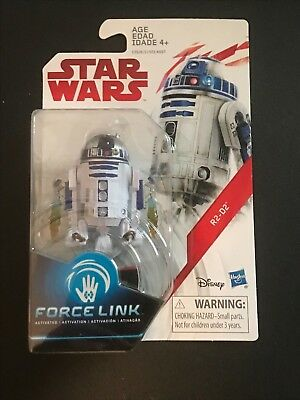 Star Wars The Last Jedi 3 Inch R2-D2 With Force Link