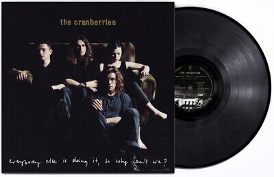The Cranberries : Everybody Else Is Doing It So Why Can't We? VINYL 25th