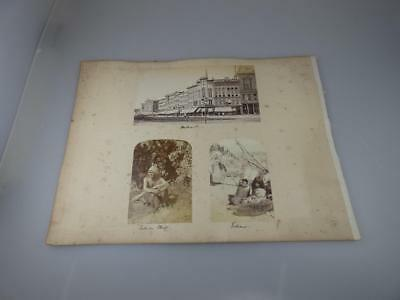 OLD AMERICAN INDIAN PHOTOS NATIVE AMERICAN1800s DETROIT MICHIGAN