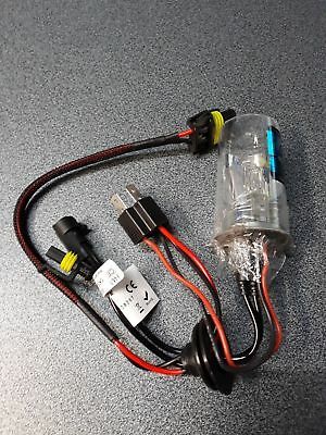 HID Xenon kit for motorbike - H4 fitting