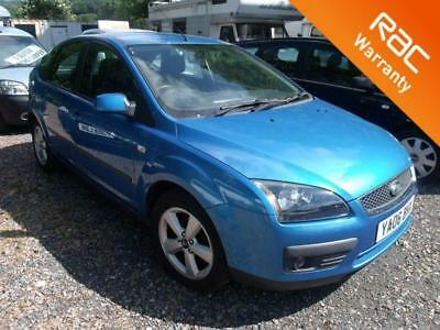 2006 Ford Focus 1.8 Zetec 5dr [Climate Pack] 5 door Hatchback