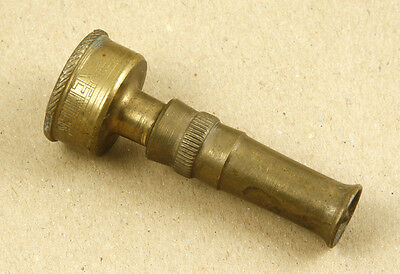 Premier Vintage Solid Brass Garden Water Hose Made in Italy