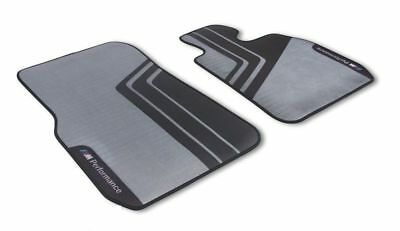 New Genuine BMW 3-Series F30 F31 F80 RHD Front Set Of M-Performance Floor Mats