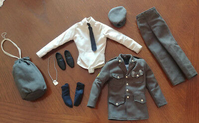 Barbie Ken Doll Army Uniform Ensemble - 'elvis - The Army Years' - Handsome