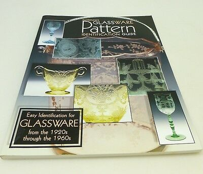 Florences Glassware Pattern Identification Guide by Cathy & Gene Florence