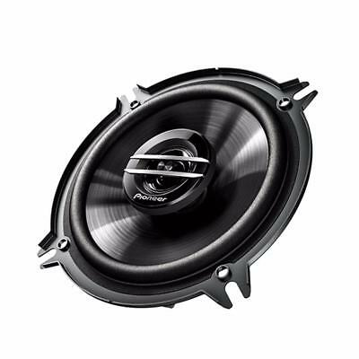 "Pioneer TS-G1320S 250 W Max 5.25"" 2-Way 4 Ohm Stereo Car Audio Coaxial Speakers"