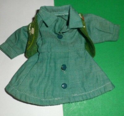 "1950s Vintage Doll clothes GIRL SCOUT Virga Muffie Wendy Kin 8"" Vogue Ginny"