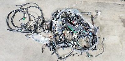 1997 Acura Integra Obd2a Body H22 Engine Harness Vtec