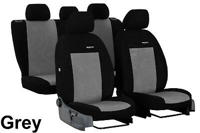 SEAT IBIZA Mk4 5 DOOR 2008-2017 ECO LEATHER TAILORED SEAT COVERS MADE TO MEASURE