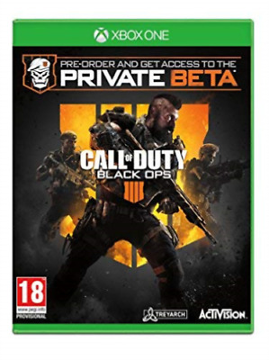 Call of Duty: Black Ops 4 (Xbox One) VideoGames