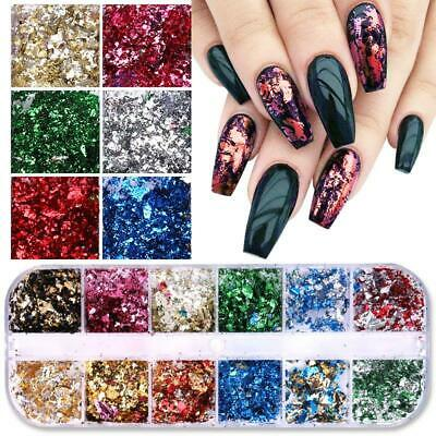 Rivet Stud Gems 3D Nail Art Rhinestones Acrylic Tips For Nails Manicure Decor