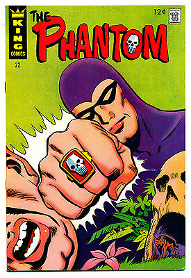 The Phantom #22 (King) VF8.4