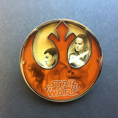 Star Wars - The Last Jedi - Force for Change Unicef Disney Pin 122104