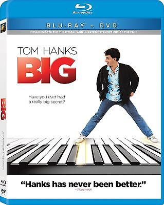 Big Blu-Ray + DVD 2-Disc Set NEW Sealed BuyCheapDVD Auction FAST FREE SHIPPING