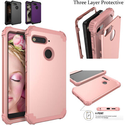 Shockproof Heavy Duty Full-body Protective Case Cover For Essential Phone PH-1