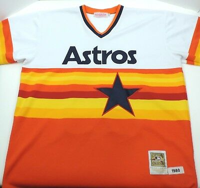 hot sale online 2870c 7b24b top quality mitchell and ness astros 34 nolan ryan ...